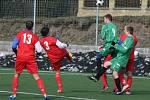 Semifinále poháru: Sp. Příbram B - N. Knín B.
