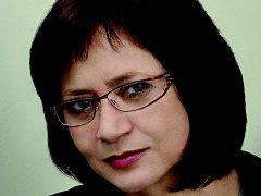 Anna Čiperová, zástupkyně ředitele příbramského divadla.