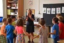 Od školního roju 2015/2016 funguje přípravná třída také v Příbrami.