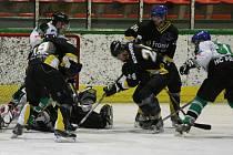 Play off: Příbram - Rakovník (5:2).