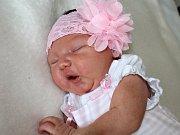 MELLISA SCARLETT VÁGNEROVÁ se narodila v sobotu 26. srpna o váze 3,90 kg rodičům Barbaře a Mílovi ze Sedlčan. Dětstvím ji budou provázet sourozenci Dominik a Sára.