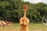V sobotu 17. srpna ve 14 hodin byly sochy vytvořené při 5. ročníku sochařského sympozia slavnostně předány starostům osmi obcí.