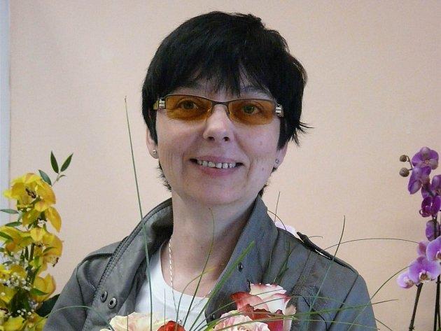 Svátek matek si letos užila Jaroslava Kuncová ze Sedlčan spolu se synem a manželem na národní přehlídce v Mikulově, kam lidový soubor Základní umělecké školy Sedlčany postoupil.