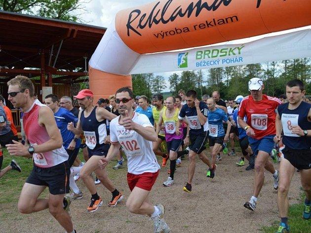 Tuháčkův běh 2014.