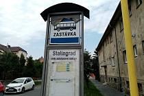 Jméno zastávky se některým lidem nelíbí, proto má být přejmenována.