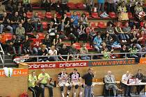 Extraliga volejbalistů: Příbram - Ostrava (3:1).