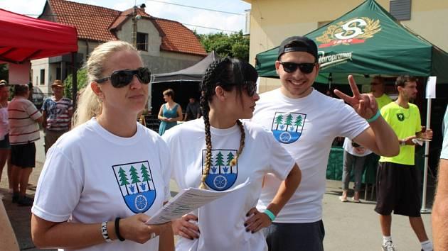 Her bez hranic se účastnila téměř stovka závodníků z dobříšského a mníšeckého regionu. Disciplíny byly náročné a dobře připravené, bavili se jak účastníci, tak diváci.