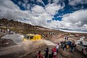 Šestá etapa Dakaru 2018 Foto: Big Shock Racing tým