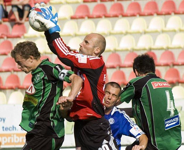 1.FK Příbram - Sigma Olomouc (2:1).
