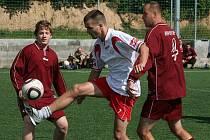 3. liga: Hofi team Mníšek - Real Žežice.