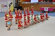 Kvalifikační kolo Mistrovství České republiky mažoretek bylo uspořádáno ve Sportovní hale v Příbrami.
