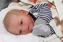 Matěj Tomášek se narodil 8. září 2020 v Příbrami. Vážil 3760 g a měřil 52 cm. Doma v Březnici ho přivítali maminka Petra a tatínek David.