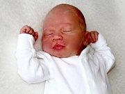 TOMÁŠEK VRŠECKÝ prvně zakřičel na svět v úterý 3. ledna o váze 3,080 kg. Maminka Eliška, tatínek Petr a dvouletý bráška Kubík budou o miminko pečovat doma v Březnici.