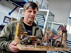 Robert Wiesenger se modelářství věnuje od dětství.