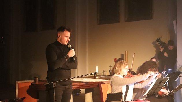 Benefiční koncert pro malou Ellu z Kamýku nad Vltavou