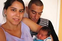 V sobotu 9. dubna si maminka Sandra spolu s tatínkem Janem z Příbrami poprvé pochovala synka Sebastiána Kříže, který v ten den vážil 3,56 kg a měřil 51 cm.  Hrát si s malým bráškou bude skoro dvouletý Honzík.