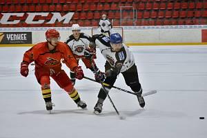 Hokejová Příbram se utká s China Golden Dragons