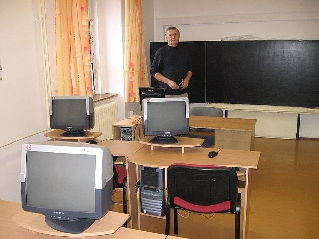 Současné prostory Vysoké školy evropských a regionálních studií