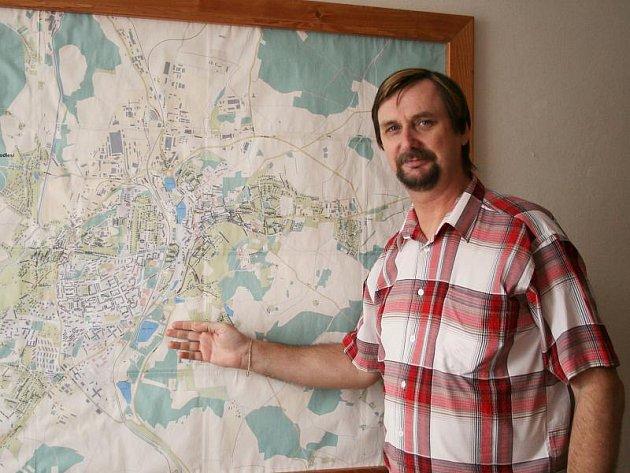 Pavel Pikrt, bývalý ředitel Sportovních zařízení města Příbram