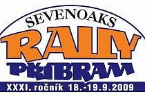 XXXI. SevenOaks Rally Příbram.