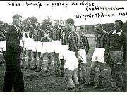 Z historie SK SPARTAK Příbram. Rok 1938.