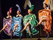 Taneční skupina Caramelka