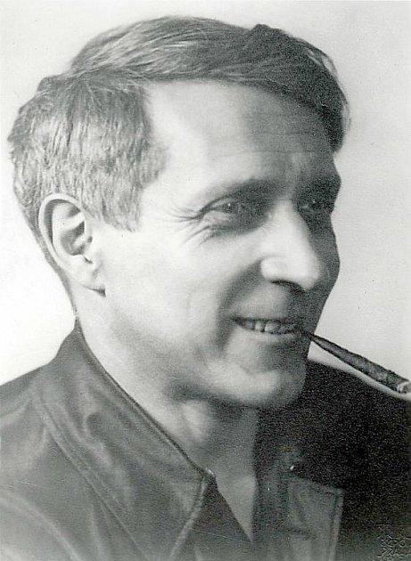 Fotograf a malíř František Drtikol