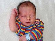 KUBÍK KOŘÁN se narodil v pátek 10. března o váze 3,19 kg a míře 50 cm mamince Ivaně a tatínkovi Jakubovi ze Sedlce Prčice.