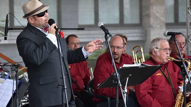 V neděli 17. června zahrál v Příbrami příbramský Big Band a jeho hosté.