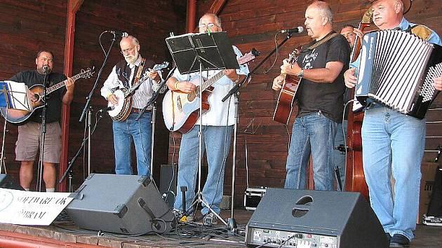 Country fest na K-Farmě v Žežicích