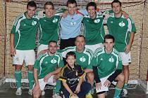 Memoriál Jana Míky 2011. Vítěz: Green team.