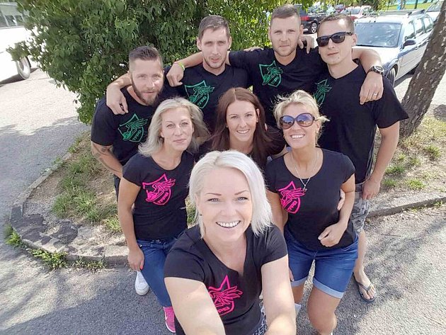 Team Faith Příbram.