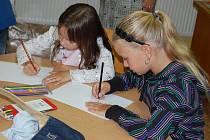 Zahájení školního roku ve škole v Kamýku nad Vltavou.