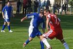 Oslava 50 let fotbalu v Hřiměždicích.