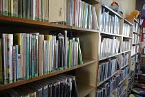 Příbramská knihovna.