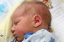 Oldík Rejman se narodil 6. února s váhou 3,68 kg a mírou 52 cm Aleně a Oldřichovi. Doma čeká bráška Vojtík (3,5).