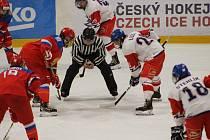 Česká reprezentace do osmnácti let odehrála v Příbrami tři přípravná utkání s Ruskem.