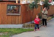 Netradiční výstavu ve Starém Rožmitále navštívily stovky lidí.