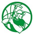 Nové logo BK Příbram 2000.