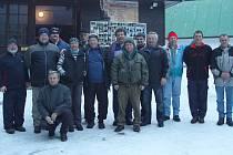 Rozhodčí OFS Příbram absolvovali zimní seminář.
