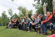 Letos se konal v Dobříši již 12. ročník Mezinárodního kynologického festivalu CACIT.