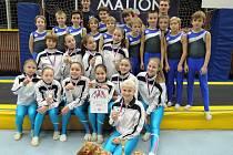 Družstva Sokola Příbram v kategorii Junior II.