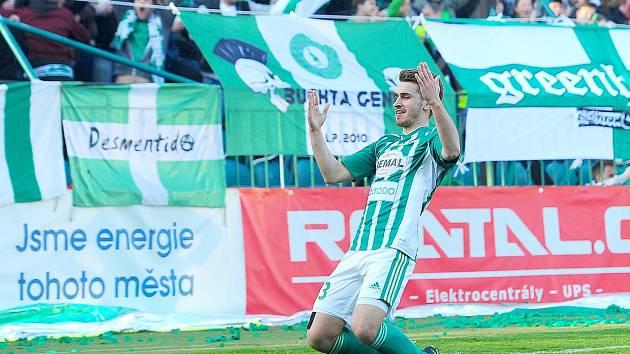 EXHIBICE HVĚZD příbramského fotbalu by se měl zúčastnit i záložník Bohemians Dominik Mašek.