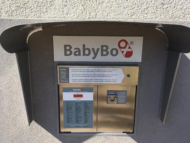 Moderní babybox je už umístěn vpříbramské nemocnici místo toho původního.