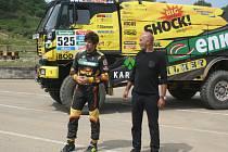 KM Racing se chystá na Sedlčanskou kotlinu