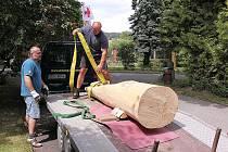 Řezbářské setkání v Bukovanech předchází již tradičně Zámecké slavnosti.
