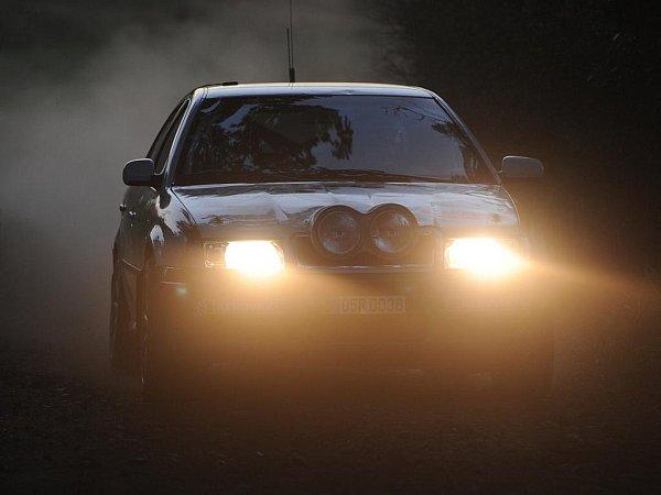 33. Rally Příbram. 1.etapa.