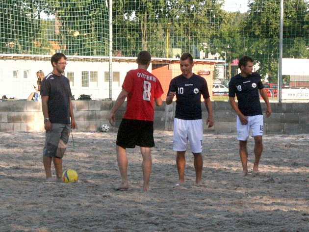 BS Ladronka - FC Křižák.