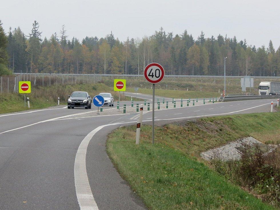 Senior jel po dálnici D4 14 kilometrů v protisměru.