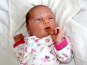 VIKTORKA KONVIČKOVÁ se narodila v pátek 27. ledna o váze 3,65 kg rodičům Vendule a Lukášovi z Hoděmyšle. Pomáhat  jim bude dvouapůlroční Terezka.